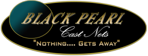 Black Pearl Logo | Fishing and Eco-Tour Charters in Fort Myers and Naples Florida - Pica Charters, LLC