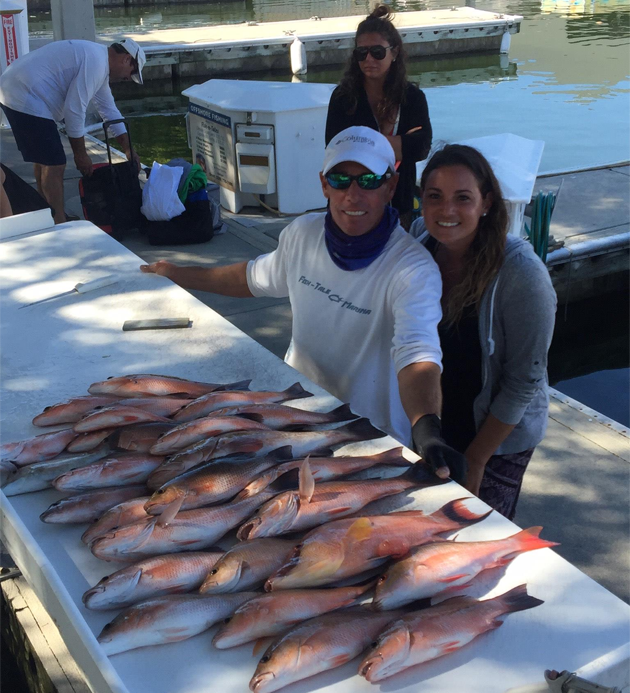 Fish Caught and Filleted | Fishing and Eco-Tour Charters in Fort Myers and Naples Florida - Pica Charters, LLC